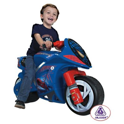 Marvel Spider-Man Foot to Floor Ride-On Motorbike