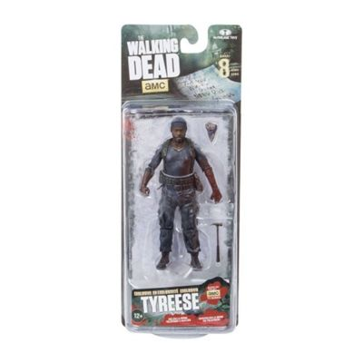 The Walking Dead TV Series 8 Tyreese - Action Figures