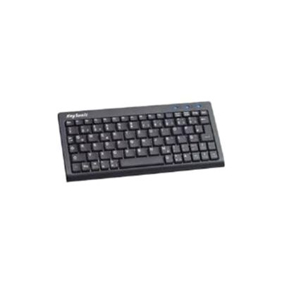 KeySonic ACK-3400U Ultra Mini Keyboard (Black)
