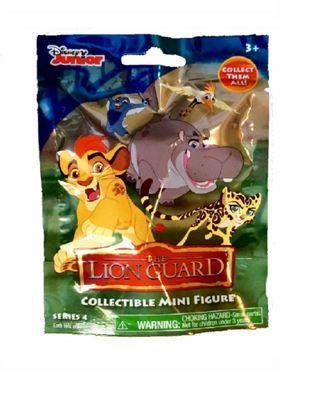 The Lion Guard Series 4 Blind Bags