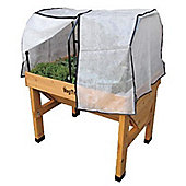 Veg Trug Small 1m Fleece Cover/Plant Protection frost,insects(cover only)