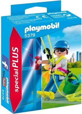 Playmobil Window Cleaner