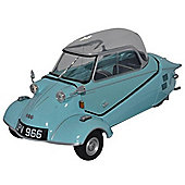 Oxford Diecast 1:18 Scale Messerschmitt KR200 Bubble Top Light Blue