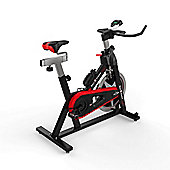 RevXtreme XPower Indoor Cycle Studio Exercise bike BLACK-RED