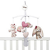 Nattou Musical Baby Cot Mobile - Lili, Jade and Nina