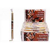 20 Small Flavoured Rock Sticks - Salted Caramel Flavour