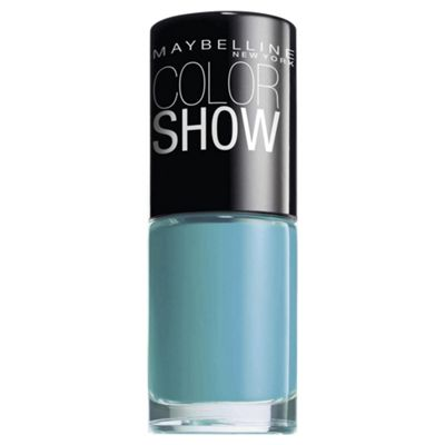 Maybelline Color Show Nail 651 Cool Blue