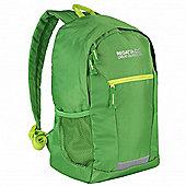 Kids Jaxon II 10 Litre Daypack Rucksack Extreme Green-Regatta
