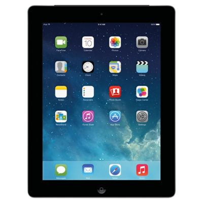 iPad with Retina display 64GB Wi-Fi Black