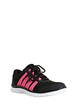 F&F Active Race for Life Trainers - Black