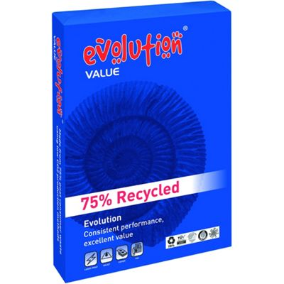 Evolution Value Paper A4 80gsm White Ream EVV2180 (500 sheets)