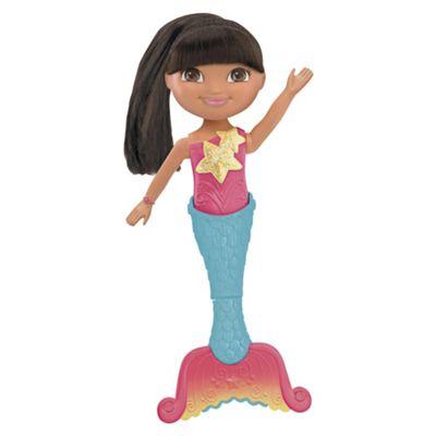 Dora The Explorer Dive & Swim Mermaid Doll
