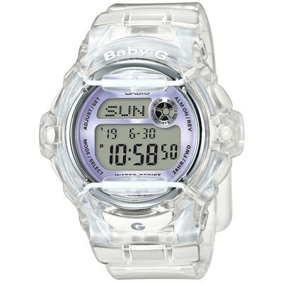 Casio BG-169R-7EER Baby-G Watch│Womens Wrist Watch│Shock Resistant│World Time│