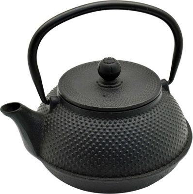 Argon Tableware Japanese Tetsubin Cast Iron Hobnail Teapot - 0.8L (800ml)