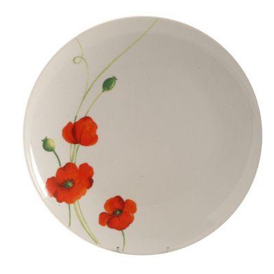 Rayware Alpine Poppy Dinner Plate  sc 1 st  Tesco & Buy Rayware Alpine Poppy Dinner Plate from our Dinner Plates range ...