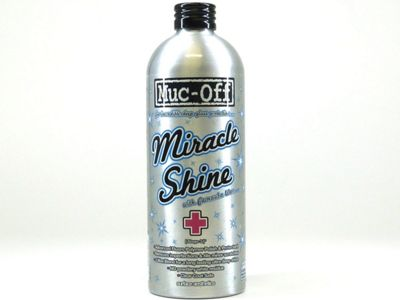 Muc Off Motorcycle Bike Miracle Shine 500Ml
