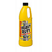 Scotch Corporation Heavy Duty Liquid Drain Opener - Dissolves Hair and Grease - 1 Litre