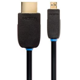 Techlink Wires-Nx2 Hdmi To Micro Hdmi Video Lead