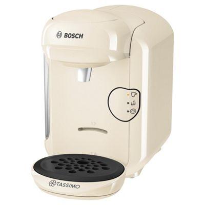 Tassimo by Bosch Vivy 2 Coffee Machine - Cream