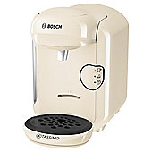 Tassimo by Bosch Vivy 2 Hot Drinks Machine, T14 - Cream