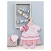 Baby Annabell  Deluxe Summer Dream Set