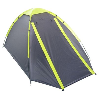4 man single layer tent tesco