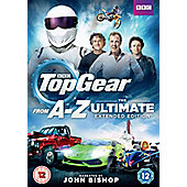Top Gear A - Z, The Ultimate Extended Edition DVD