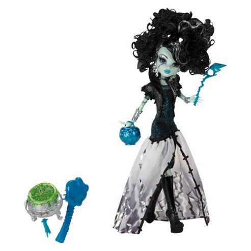 Monster High Ghouls Rule Doll Frankie