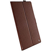 Krusell Tablet case for iPad Pro - Brown
