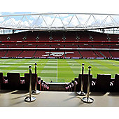 Adult Legends Tour of Emirates Stadium, Arsenal FC