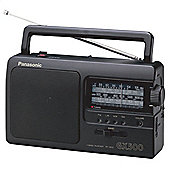 Panasonic RF3500 4 Band Portable Radio