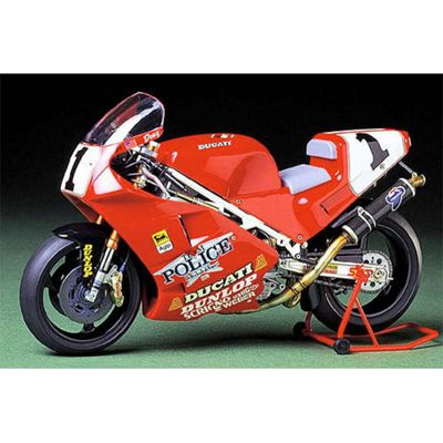 Tamiya 14063 Ducati 888 Superbike 1:12 Bike Model Kit