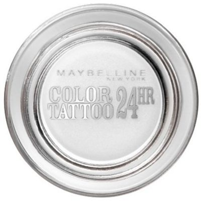 Maybelline Color Tattoo 24hr Eyeshadow 4g - 45 Infinite White