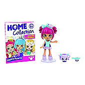 Shopkins Happy Places Doll Single Pack Series 2 - Tippy Teapot