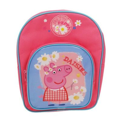 Character Peppa Pig 'Home Sweet Home' Arch Pocket Backpack