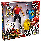 WWE Create-a-Superstar John Cena Hip Hop Figure