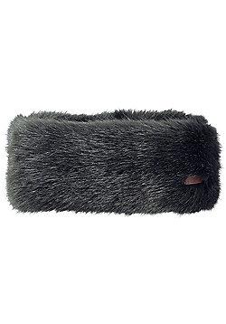 Barts Ladies Fur Headband - Grey