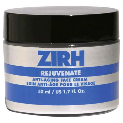 ZIRH REJUVENATE (50mL): Anti-Aging Face Cream
