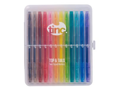 Tinc Top and Tails Markers