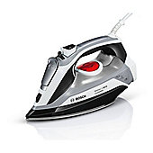 BOSCH-TDA70EYGB EasyComfort Steam Iron with 2400W Power and 380ML Water Tank Capacity