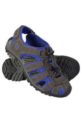 Mountain Warehouse Trek Womens Sporty Shandal Outdoor Shoes Comfortable Flat