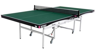 Butterfly Space Saver Rollaway 25 Table Tennis Table