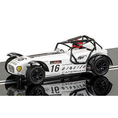 SCALEXTRIC Slot Car C3723 Caterham Superlight - R300-S Championship 2015