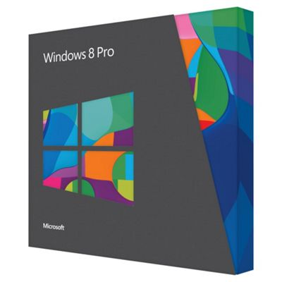 Microsoft Windows 8 Pro Upgrade Edition