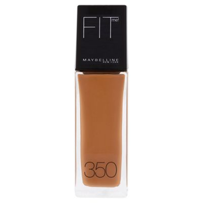 Maybelline found Fit Me 350 Caramel