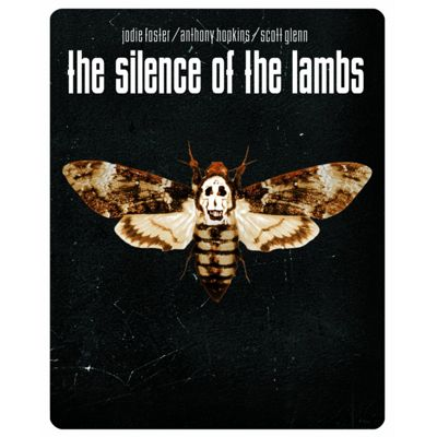 Silence Of The Lambs - Limited Edition Steelbook Blu-Ray + DVD