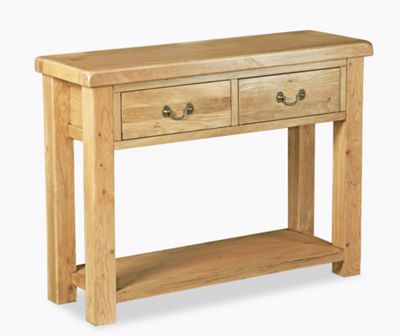 Alterton Furniture Amberley Console Table