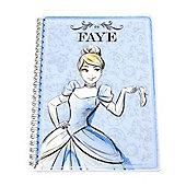 Disney Princess Personalised Cinderella Notepad