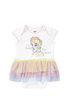 Hasbro My Little Pony Tutu Bodysuit Multi 0-3 months