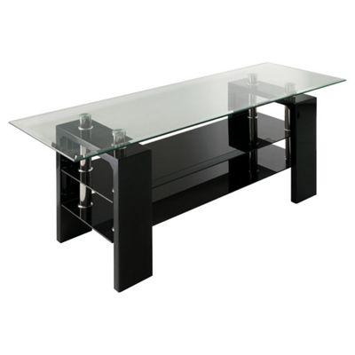 Wilkinson Furniture Calico TV Stand - Black